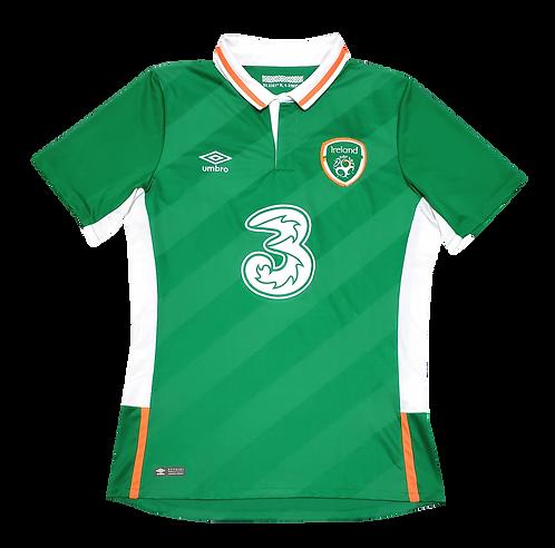 Irlanda 2016 Home