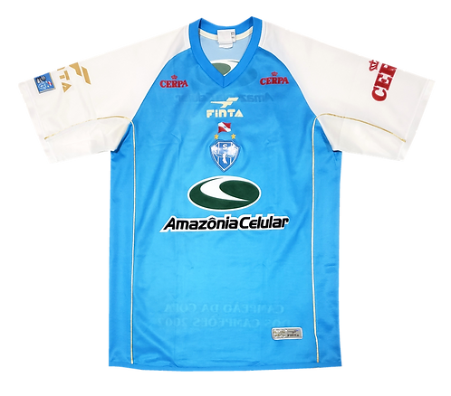 Paysandu 2002 Third Copa dos Campeões