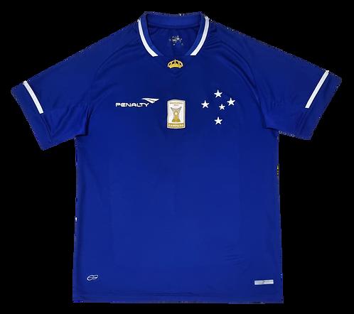 Cruzeiro 2015 Home Patch