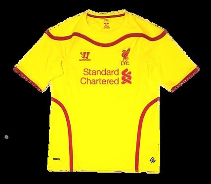 Liverpool 2014 Away