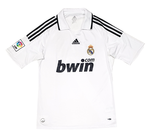 Real Madrid 2008 Home