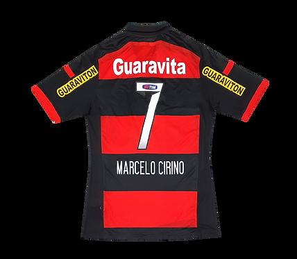 Flamengo 2015 Home de Jogo #7 CIRINO