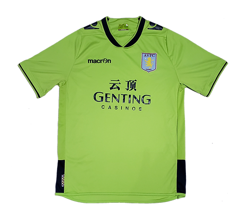 Aston Villa 2012 Away
