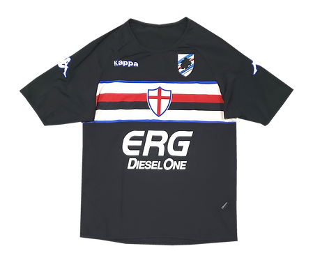 Sampdoria 2007 Third