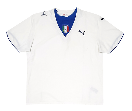 Itália 2006 Away