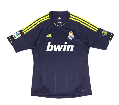 Real Madrid 2012 Away