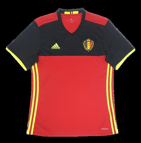 Bélgica 2016 Home