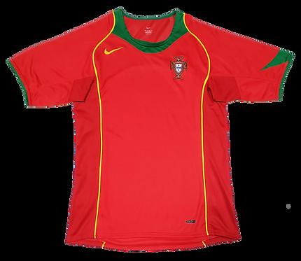 Portugal 2004 Home