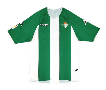 Real Betis 2006 Home #10