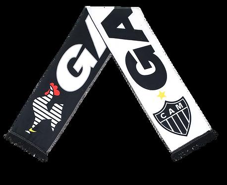 "Cachecol Atlético MG ""GALO"""
