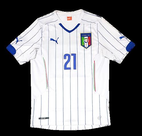 Itália 2014 Away Pirlo