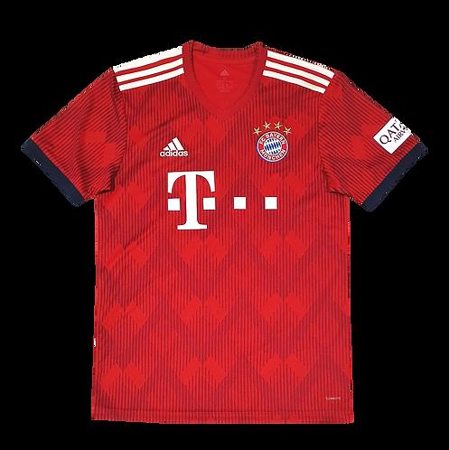 Bayern Munique 2018 Home