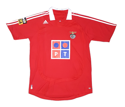 Benfica 2007 Home