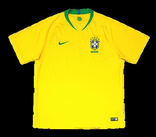 Brasil 2018 Home GG