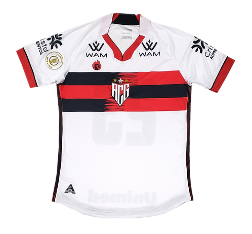 Atlético Goianiense 2020 Away de Jogo
