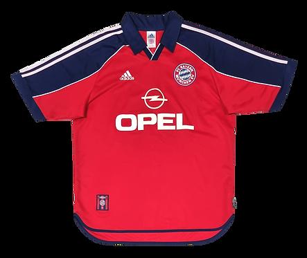 Bayern Munique 1999 Home Importada