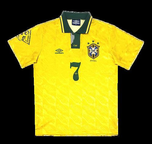 Brasil 1991 Home #7
