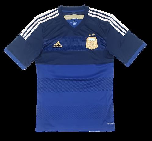 Argentina 2014 Away