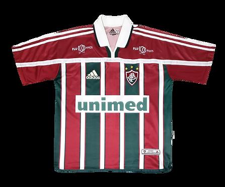 Fluminense 2002 Home 100 Anos