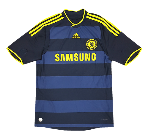 Chelsea 2009 Away #5 Essien
