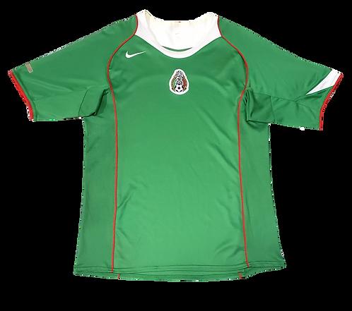 México 2004 Home