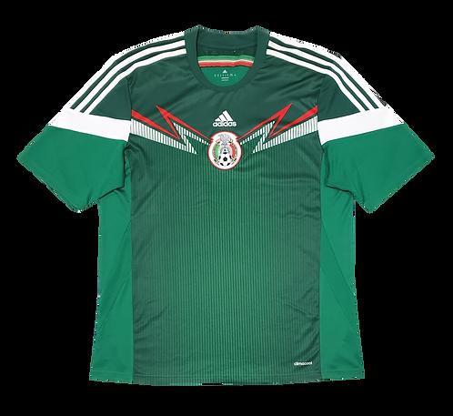 México 2014 Home