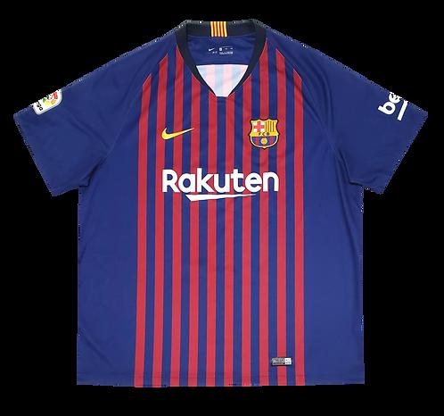 Barcelona 2018 Home