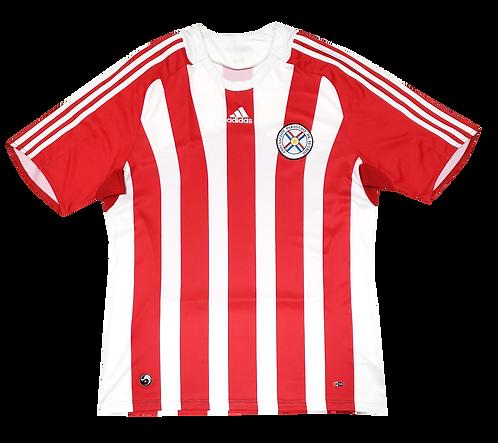 Paraguai 2008 Home