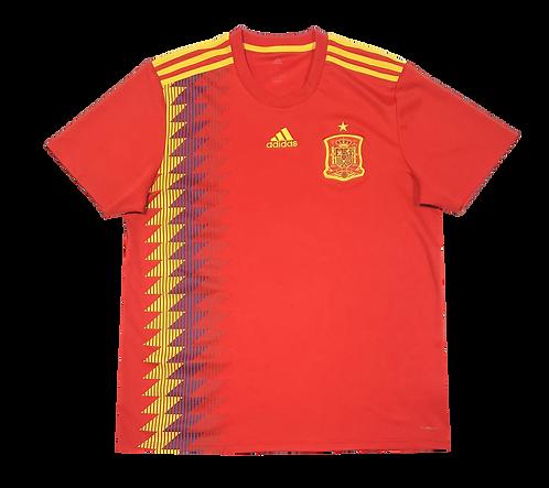 Espanha 2018 Home