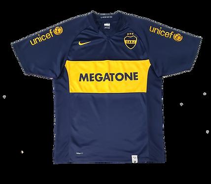 Boca Juniors 2007 Home