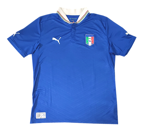 Itália 2012 Home