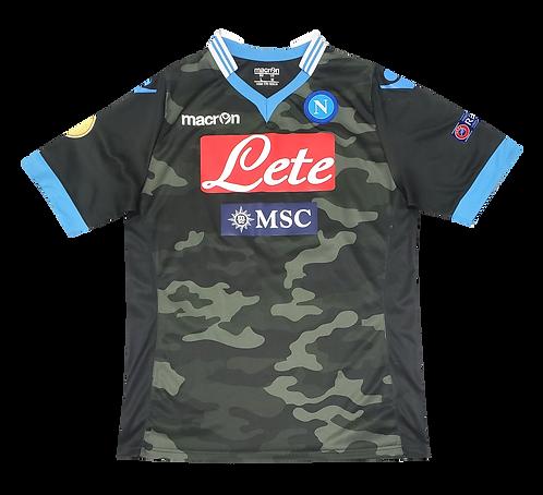 Napoli 2013 Away #17 Hamsik
