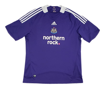 Newcastle 2008 Away