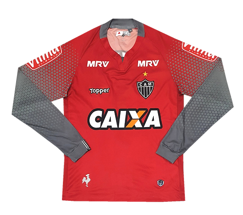 Atlético MG 2017 GK Vermelha