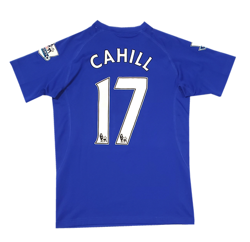 Everton 2010 Home #17 Cahill