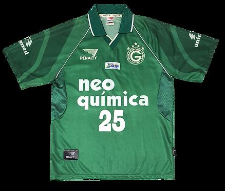 Goiás 2000 Home #25 de Jogo
