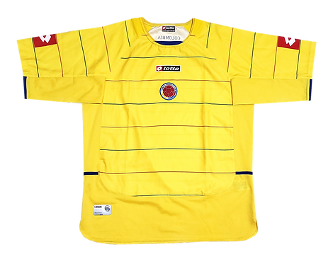 Colômbia 2004 Home