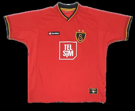 Galatasaray 2001 Away