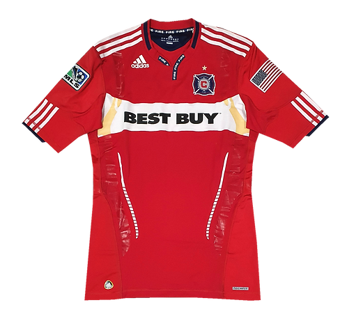 Chicago Fire 2010 Home Techfit