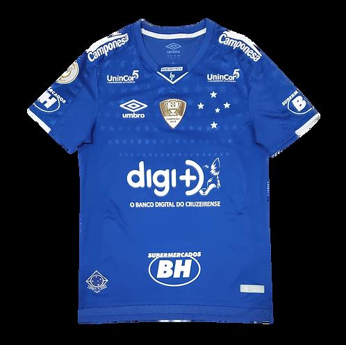 Cruzeiro 2019 Home Pedro Rocha