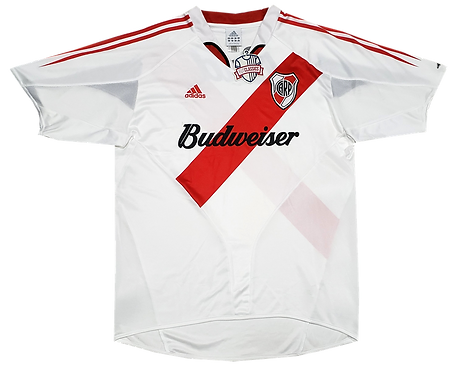 River Plate 2004 Home