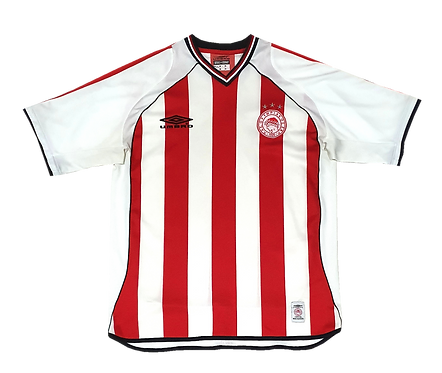 Olympiacos 2001 Home