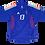 Thumbnail: França 2002 Copa do Mundo Home #13 Silvestre