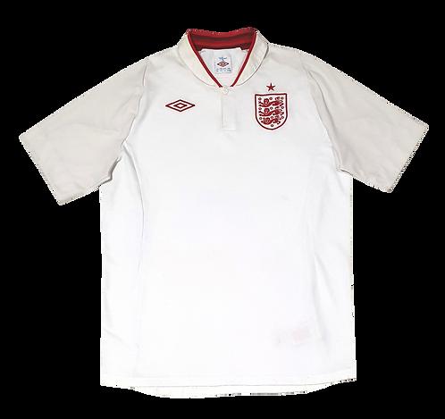 Inglaterra 2012 Home tam 44