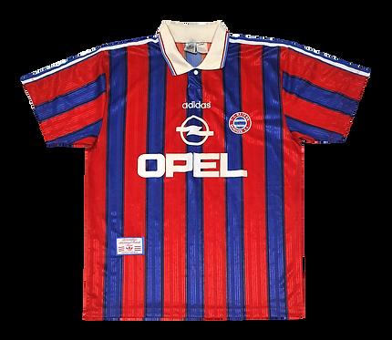 Bayern Munique 1995 Home 4/6