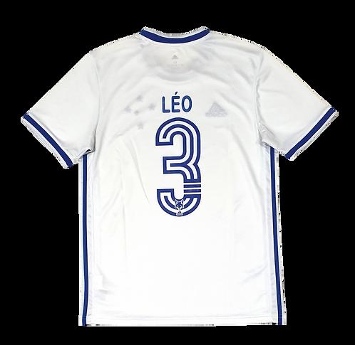 Cruzeiro 2020 Away #3 Leo