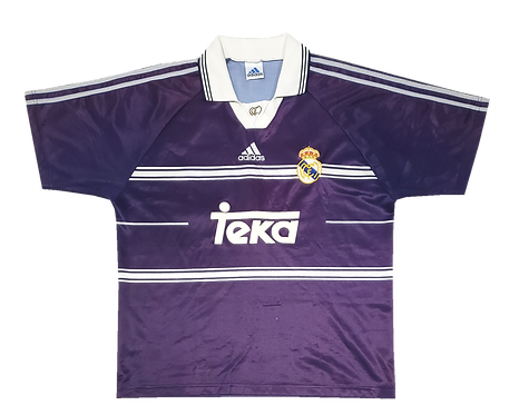 Real Madrid 1998 Away