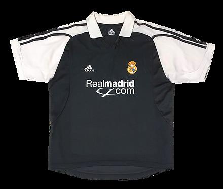 Real Madrid 2001 Away #8