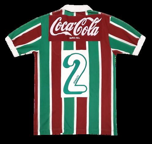 Fluminense 1988 Home de Jogo #2
