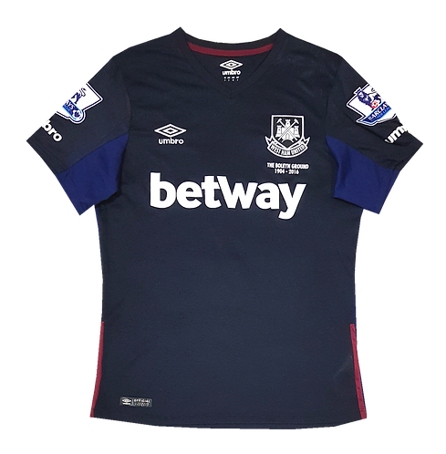West Ham 2015 Third Bobby Moore